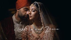 Jagdeep and Zenia INDIA WEDDING HIGHLIGHTS